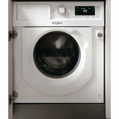 Акция на Встраиваемая стиральная машина WHIRLPOOL WDWG75148EU от Foxtrot