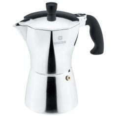 Акция на Гейзерная кофеварка VINZER Moka Aroma (89390) от Foxtrot