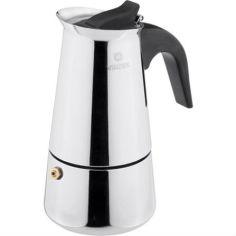 Гейзерная кофеварка VINZER Moka Inox Induction (89391) от Foxtrot