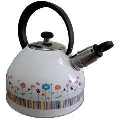 Чайник GUSTO GT-1402-25/1 2.5 л Flowers от Foxtrot