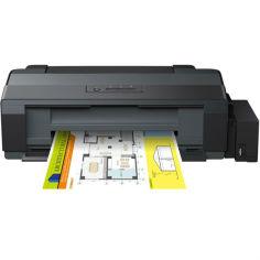 Акция на Принтер струйный EPSON L1300 (C11CD81402) от Foxtrot