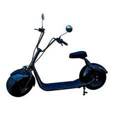 Электроскутер Like.Bike SEEV City+ (Black) от Citrus