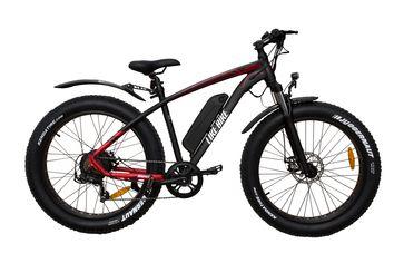 Электровелосипед Like.Bike Bruiser (red/grey) от Citrus