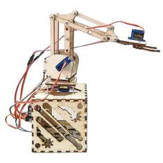 Учебный Робот RoboLamp от Citrus