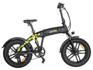Электровелосипед Like.bike Colt (Black/Green) от Citrus