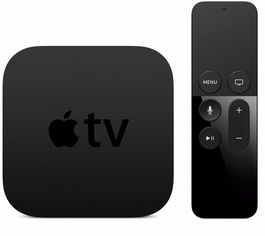 Беспроводная приставка Apple TV (4th generation) 32GB MR912RS/A от Citrus