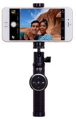 Монопод-трипод Momax Selfie Pro Bluetooth - 90cm (Black) KMS4D от Citrus
