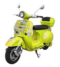 Электроскутер WindTech Vespa (Yellow) от Citrus