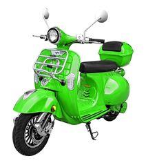 Электроскутер WindTech Vespa (Light green) от Citrus