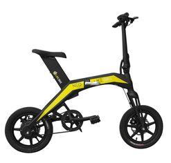 Электровелосипед Like.Bike Neo (Gray/Yellow) от Citrus