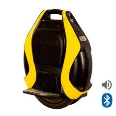 Моноколесо InMotion SCV V3 Pro (Yellow) от Citrus