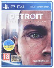 Диск Detroit. Стать человеком (Blu-ray, Russian version) для PS4 от Citrus