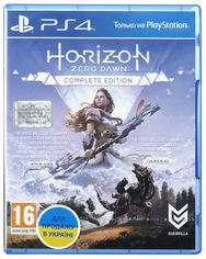 Диск Horizon Zero Dawn. Complete Edition (Blu-ray, Russian version) для PS4 от Citrus