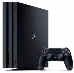 Игровая консоль Sony PlayStation 4 Pro 1 TB (CUH-7108B) (Black) 341243 от Citrus