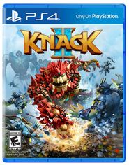 Диск Knack 2 (Blu-ray, Russian version) для PS4 (9897163) от Citrus