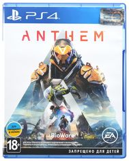 Диск Anthem (Blu-ray, Russian subtitles) для PS4 (0003606) от Citrus