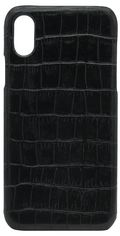 Чехол Sinco Crocodile Texure Genuine cowhide Leather (Black) для iPhone XS Max от Citrus