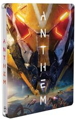Диск Anthem. Limited Steelbook Edition (Blu-ray, Russian subtitles) для PS4 (2018789) от Citrus