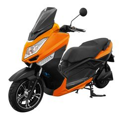 Электроскутер Like.Bike Maxi (Orange) от Citrus