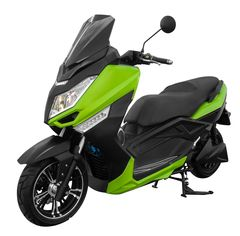 Электроскутер Like.Bike Maxi (Green) от Citrus