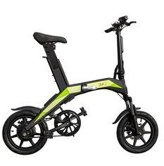 Электровелосипед Like.Bike Neo + (Gray/Green) от Citrus