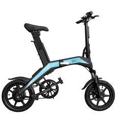 Электровелосипед Like.Bike Neo + (Gray/Blue) от Citrus