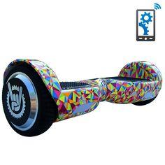 Гироборд Like.Bike X6i (kaleidoscope) от Citrus