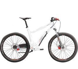 Электровелосипед Myneox Crosser (white) от Citrus