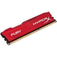 Акция на Память для ПК HyperX DDR3 1600MHz 4Gb Fury Red  (HX316C10FR/4) от MOYO