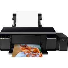 Акция на Принтер струйный EPSON L805 (C11CE86403) от Foxtrot