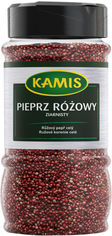 Акция на Перец розовый Kamis горошком 130 г (5900084257329) от Rozetka