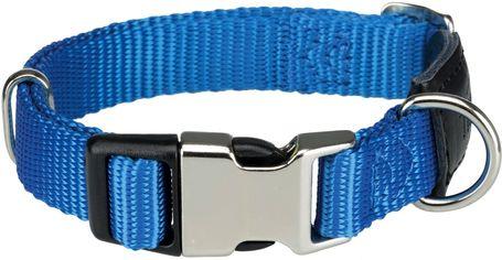 Акция на Ошейник Trixie Premium с металлической защелкой L-XL 45-70 см 25 мм Королевский синий (4053032025226) от Rozetka