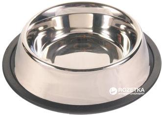 Миска металлическая для собак Trixie 2.8 л (4011905248554) от Rozetka