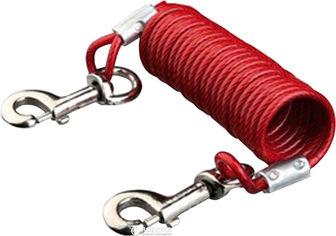 Трос-спираль с карабином Trixie 22945 5 м / 50 кг (4011905229454) от Rozetka