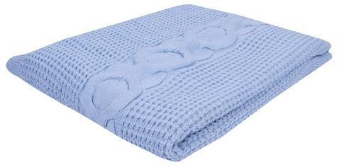 Одеяло Nipper Land 85х100 см Голубое (NIP6281) от Rozetka
