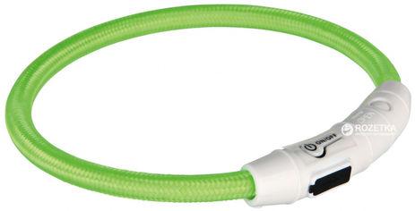 Ошейник Trixie 12700 светящийся с USB XS-S 35 см 7 мм Зеленый (4053032127005) от Rozetka