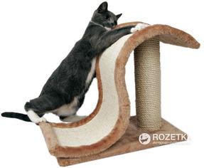 Акция на Дряпка (когтеточка) Trixie Inca 44 х 25 х 39 см Светло-коричневая (4011905043418) от Rozetka