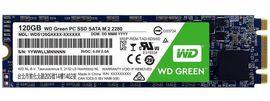 Акция на SSDнакопительWDGreen120GBM.22280SATAIII(WDS120G2G0B) от MOYO
