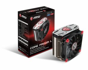 Акция на Процессорный кулер MSI Core Frozr L LGA (E32-0801920-A87) от MOYO