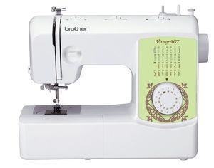 Акция на Швейная машина Brother Vitrage M77 от MOYO