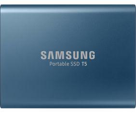 SSD Samsung T5 500Gb (Blue) MU-PA500B от Citrus