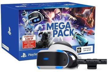 Шлем виртуальной реальности PlayStation VR MegaPack (5 игр в комплекте) 9785910 от Citrus