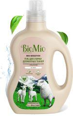 Акция на Экологический гипоаллергенный гель для стирки деликатных тканей BioMio Bio-Sensitive с экстрактом хлопка концентрат 40 стирок/1.5 л (4603014008244) от Rozetka