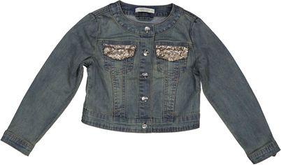 Джинсовая куртка Trybeyond 999778990001N 7/8A Blue от Rozetka