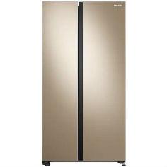 Акция на Холодильник SAMSUNG RS61R5001F8/UA от Foxtrot