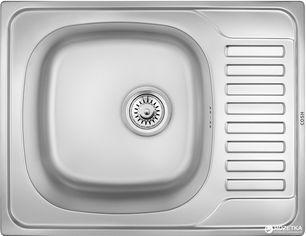 Акция на Кухонная мойка COSH 7202 ZS Satin 08 от Rozetka
