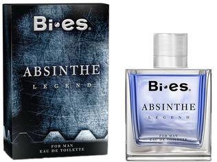 Акция на Туалетная вода для мужчин Bi-es Absinthe Legend Dior - Sauvage 100 мл (5902734840158) от Rozetka