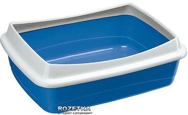 Открытый туалет Ferplast Nnip Plus 55х40х17.5 см Голубой (72041299) от Rozetka