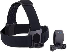Крепление на голову GoPro Head Strap Mount + QuickClip от MOYO