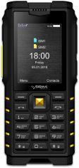 Мобильный телефон Sigma mobile X-treme DZ68 Black-Yellow от Територія твоєї техніки